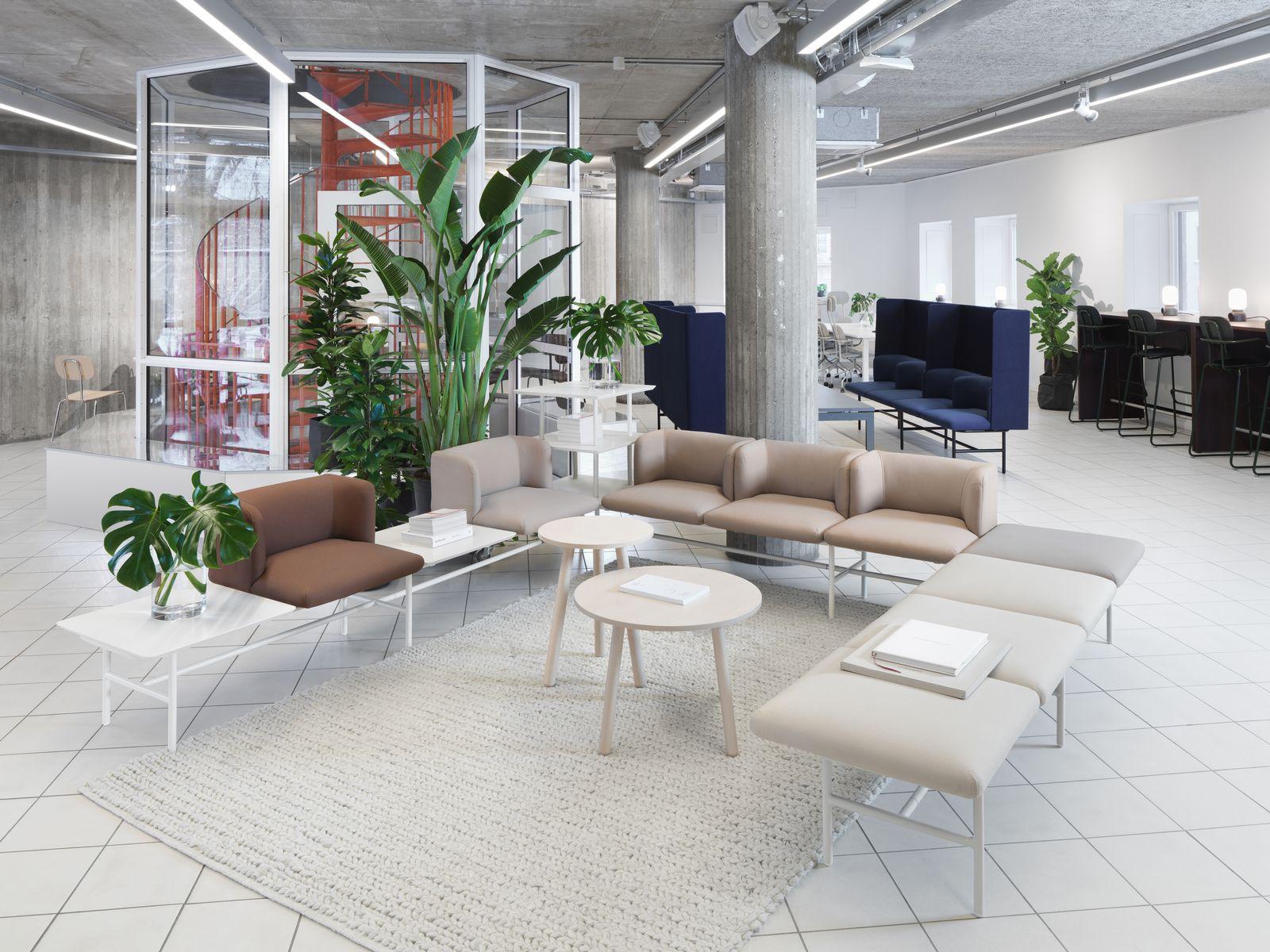 empfangstheken hochglanz lounge wartebereich schlicht
