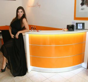 empfangstheken referenzen Beauty Salon Schoenheitstraeume