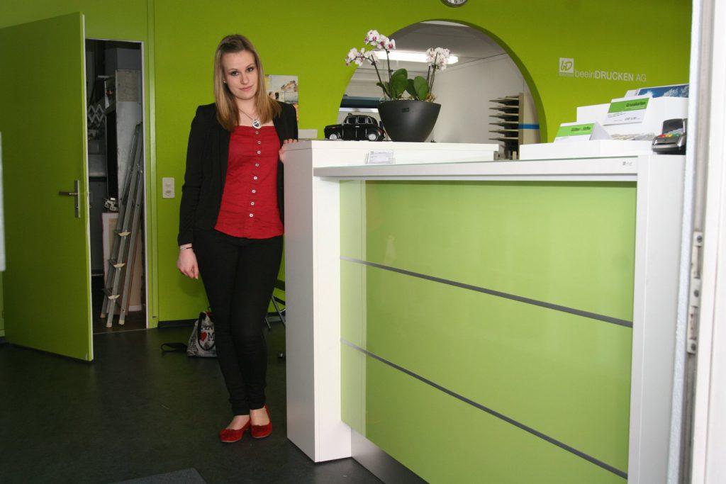 empfangstheken-referenzen-Beeindrucken-AG-die-Druckmanufaktur-in-der-Schweiz