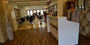 empfangstheken referenzen Friseur Hairfactory Hamm