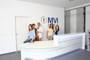 empfangstheken referenzen MVI SOLVE IT GmbH Muenchen