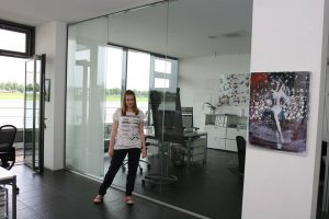 empfangstheken referenzen Regina Volz Consulting Koeln