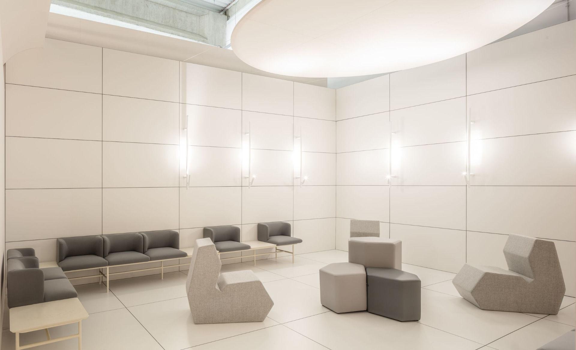 empfangstheken sitzmoebel empfang hotel sitze beige beige raum