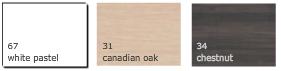 empfangstheken thekenbody white pastel canadian oak chestnut