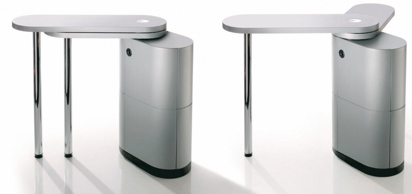 kosmetik empfangstheken verkaufstheken flexy desk